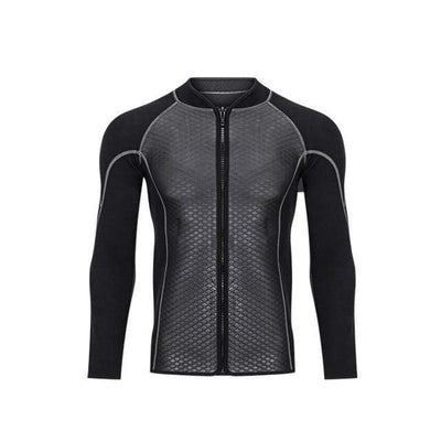 Tops / S HISEA 2.5MM 2 Piece Wetsuit  -  Cheap Surf Gear