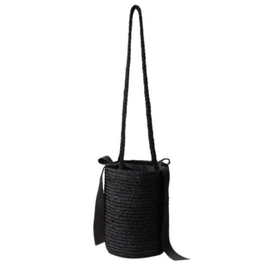 Black iSHINE Beach Bag Tote  -  Cheap Surf Gear