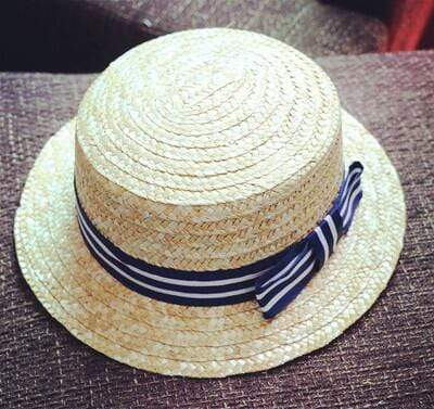 5 / 48-52cm JIANGXIHUITIAN Straw Hat  -  Cheap Surf Gear