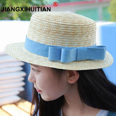 JIANGXIHUITIAN Straw Hat  -  Cheap Surf Gear