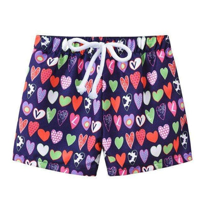 Purple love / 2T JOMAKE Kids Board Shorts  -  Cheap Surf Gear
