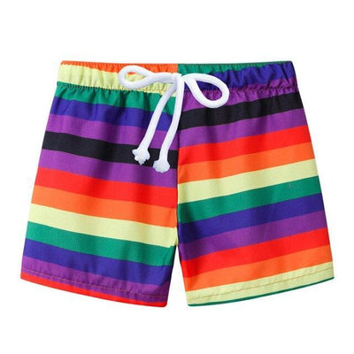 Striped / 8 JOMAKE Kids Board Shorts  -  Cheap Surf Gear