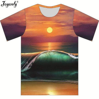 as picture show / 4T JOYONLY Waves T Shirt  -  Cheap Surf Gear