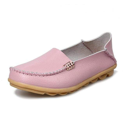 Pink / 8.5 JUIDFEAR Womens Deck Shoes  -  Cheap Surf Gear