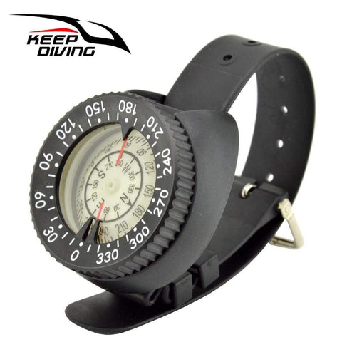KEEP DIVING Diving Compass
