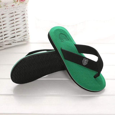 Green / 7.5 KESMALL Best Flip Flops  -  Cheap Surf Gear