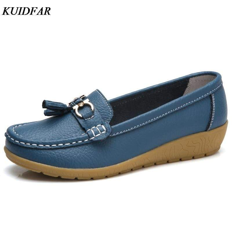 KUIDFAR Ladies Deck Shoes  -  Cheap Surf Gear
