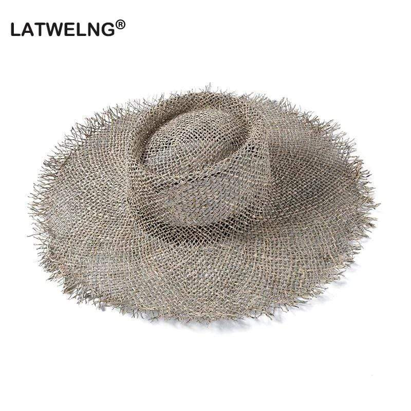 LATWELNG Womens Straw Hat  -  Cheap Surf Gear