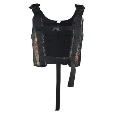 Camouflage / M LAYATONE Spearfishing Diving Vest (3mm)  -  Cheap Surf Gear