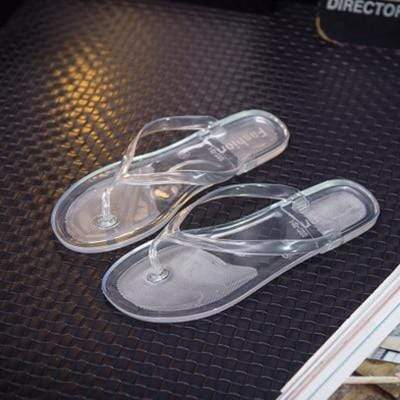 white / 36 LCIZRONG Flip Flop Shoes  -  Cheap Surf Gear