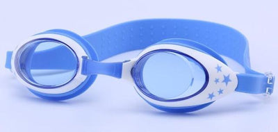 Blue LOYOL Childrens Swimming Goggles  -  Cheap Surf Gear