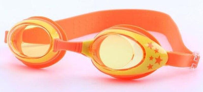 Orange LOYOL Childrens Swimming Goggles  -  Cheap Surf Gear