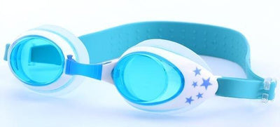 Sky Blue LOYOL Childrens Swimming Goggles  -  Cheap Surf Gear