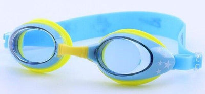 Yellow LOYOL Childrens Swimming Goggles  -  Cheap Surf Gear