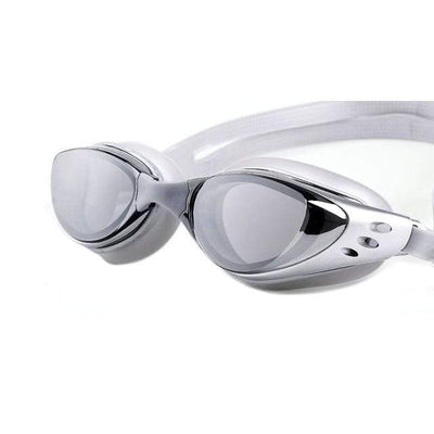 Gray LOYOL Prescripion Swim Goggles  -  Cheap Surf Gear