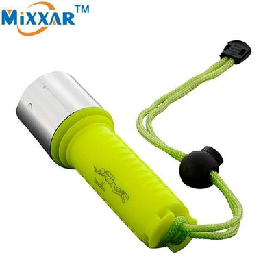 A / China MIXXAR Diving Flashlight  -  Cheap Surf Gear