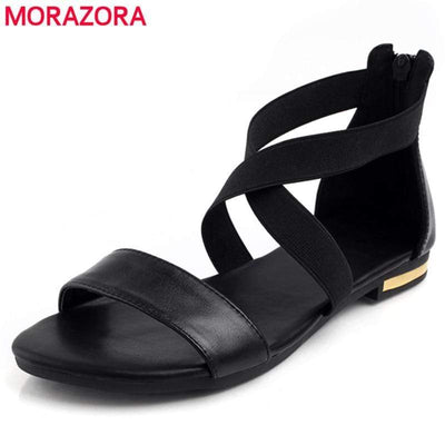 MORAZORA Summer Sandals For Women  -  Cheap Surf Gear