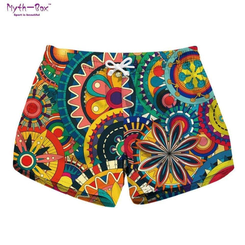 MYTH-BOX Surfin Shorts