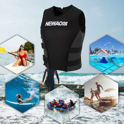 NEWAO Wakeboard Vest  -  Cheap Surf Gear