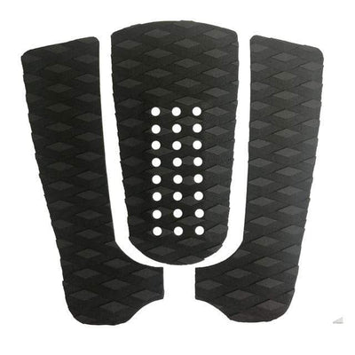 Black OUTDOOR EXPLORER Surfboard Tail Pads  -  Cheap Surf Gear