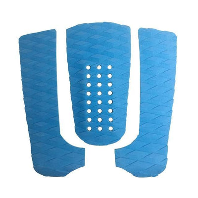 Light Blue OUTDOOR EXPLORER Surfboard Tail Pads  -  Cheap Surf Gear
