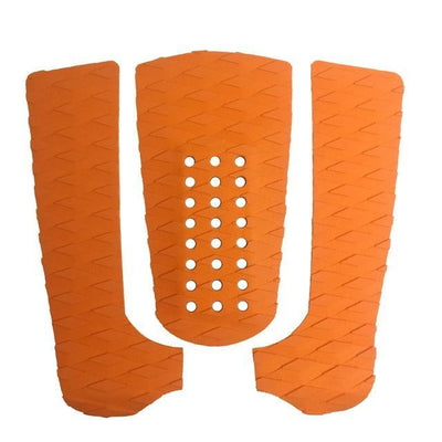 Orange OUTDOOR EXPLORER Surfboard Tail Pads  -  Cheap Surf Gear