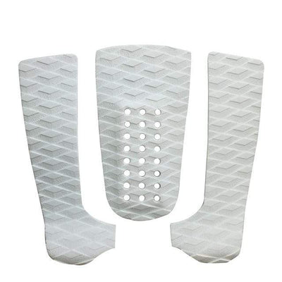 White OUTDOOR EXPLORER Surfboard Tail Pads  -  Cheap Surf Gear