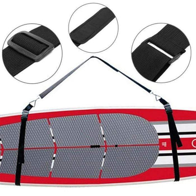 Paddle Board Straps  -  Cheap Surf Gear