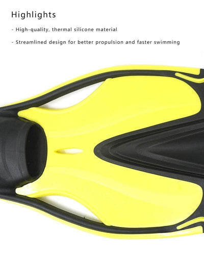 PIKOBELLO Water Fins  -  Cheap Surf Gear