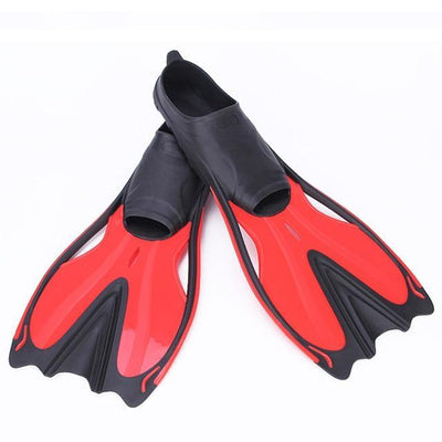 black red / XS PIKOBELLO Water Fins  -  Cheap Surf Gear