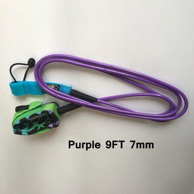 QQSPORT Longboard Leash  -  Cheap Surf Gear