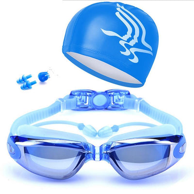 Plating blue RANKA Prescription Goggles  -  Cheap Surf Gear