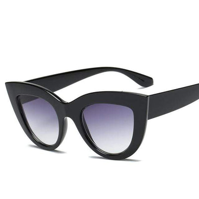 Black Double Gray RBROVO Beach Sunglasses  -  Cheap Surf Gear