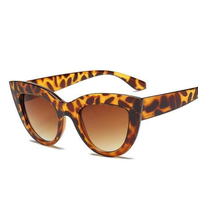 Leopard RBROVO Beach Sunglasses  -  Cheap Surf Gear