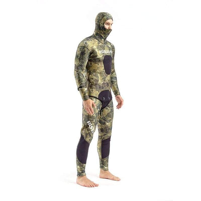 SEAC 7mm Warm Wetsuit  -  Cheap Surf Gear