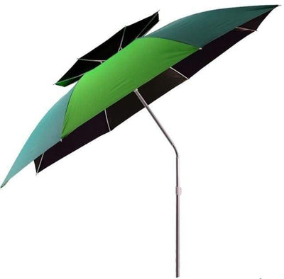 green 2.2 m SHENGYUAN Beach Umbrella  -  Cheap Surf Gear