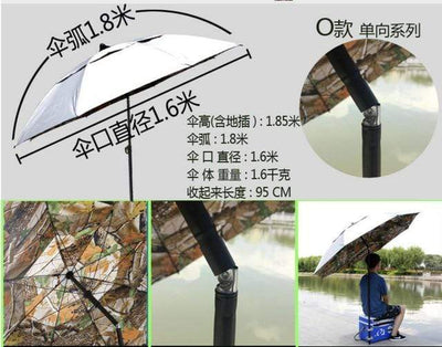 O SHENGYUAN Best Beach Umbrella  -  Cheap Surf Gear