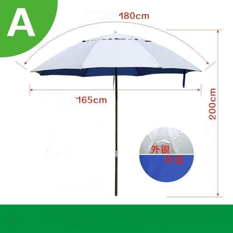 SHENGYUAN Offset Umbrella  -  Cheap Surf Gear