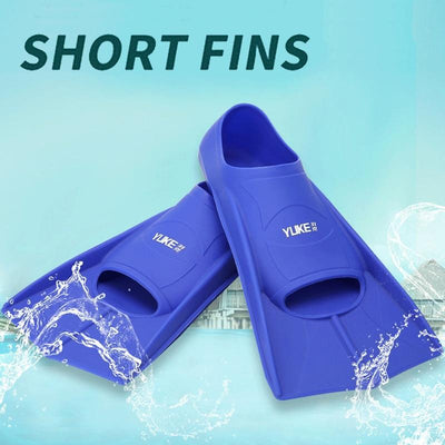 SHORT FINS Kids Flippers  -  Cheap Surf Gear