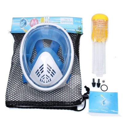 SMACO Snorkel Set  -  Cheap Surf Gear