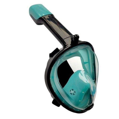 Flat Face New 03 / L/XL SUPERZYY Full Face Diving Mask  -  Cheap Surf Gear