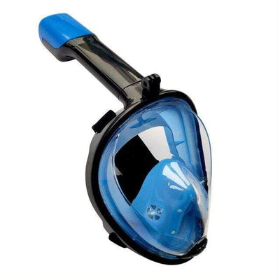 Flat Face New 04 / L/XL SUPERZYY Full Face Diving Mask  -  Cheap Surf Gear