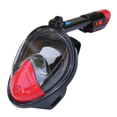 2019 New 02 / S/M SUPERZYY Full Face Snorkeling Mask  -  Cheap Surf Gear