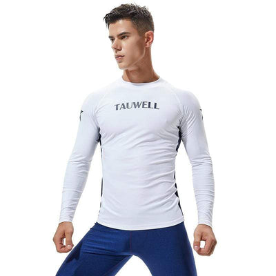 TAUWELL Mens UV Rash Vest  -  Cheap Surf Gear