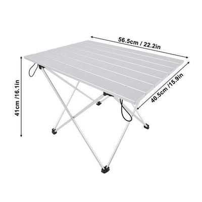 L TOPINCN Camping Table  -  Cheap Surf Gear