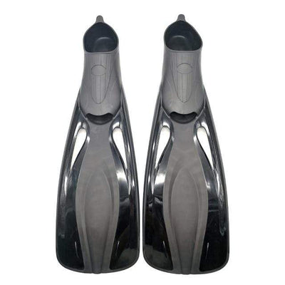 Black / China / S TREE BETTER Scuba Flippers  -  Cheap Surf Gear