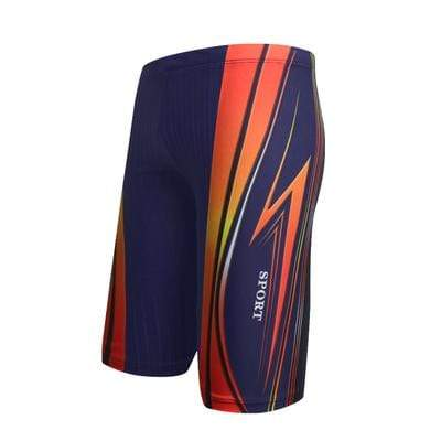 No.13 / Fit 45-58kg ULTIMATE CHALLENGE Long Briefs  -  Cheap Surf Gear