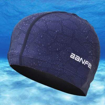 Blue / One Size ULTIMATE CHALLENGE Swim Hat  -  Cheap Surf Gear