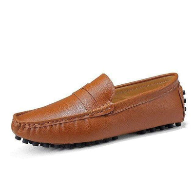 brown / 7 VANCAT Mens Deck Shoes  -  Cheap Surf Gear