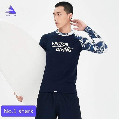 NO.1 Shark / M VECTOR Jelly Fish Suit  -  Cheap Surf Gear